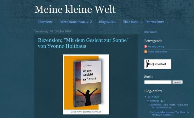 20141016_Meine kleine Welt_ Rezension