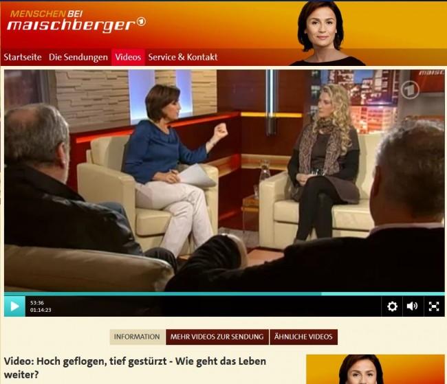 Screenshot_Maischberger
